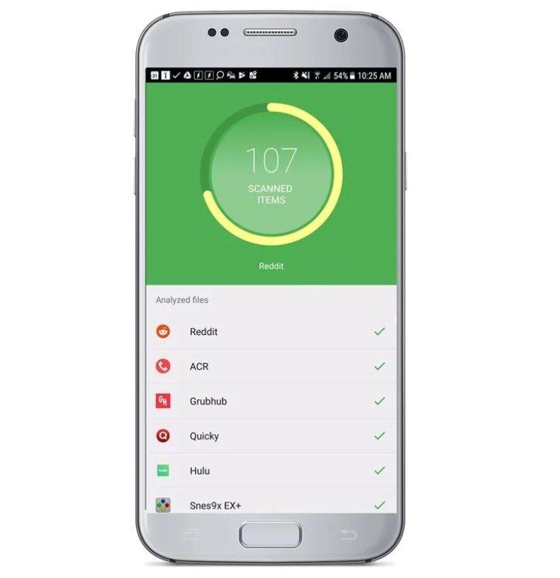 антивирусы на Android