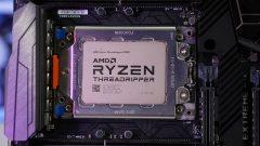 Процессор AMD Threadripper 3-го поколения появился в тестах Geekbench