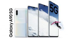 Samsung анонсировала смартфон Galaxy A90 5G