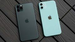 настройки iPhone 11