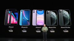 Анонсированы смартфоны Apple iPhone 11, 11 Pro и 11 Pro Max