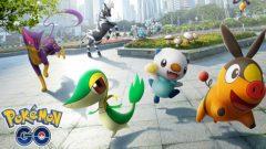 Обновление Pokemon Go приносит множество покемонов 5-го поколения