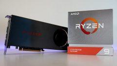 AMD представила процессоры Ryzen 9 3900 и Ryzen 5 3500x