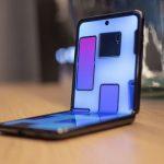 Смартфон Samsung Galaxy Z Flip не имеет смысла