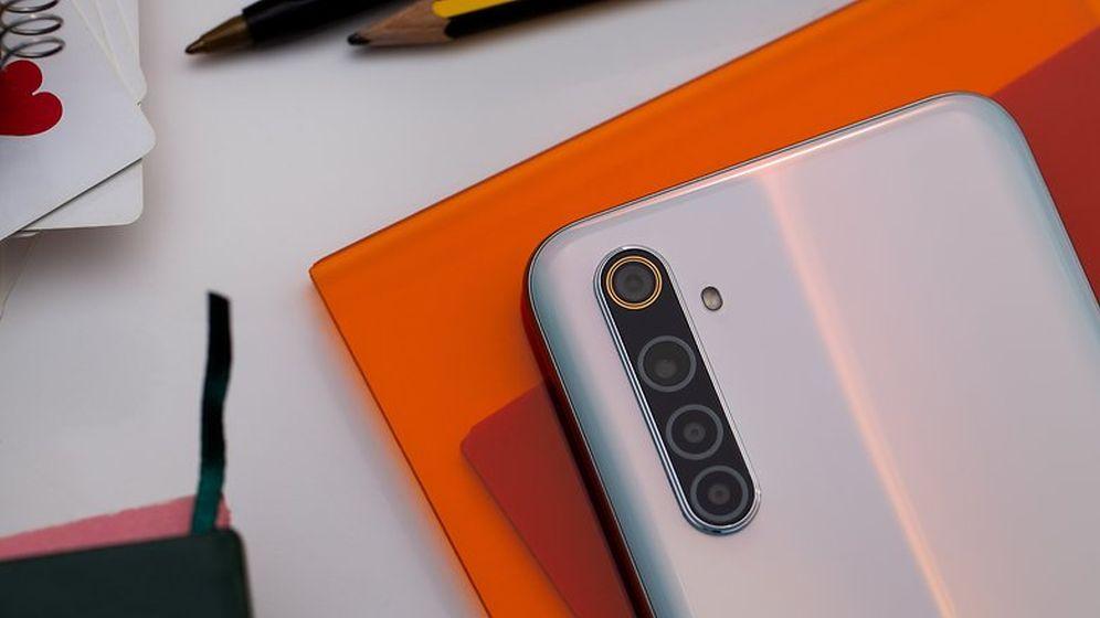 Камера Realme 6