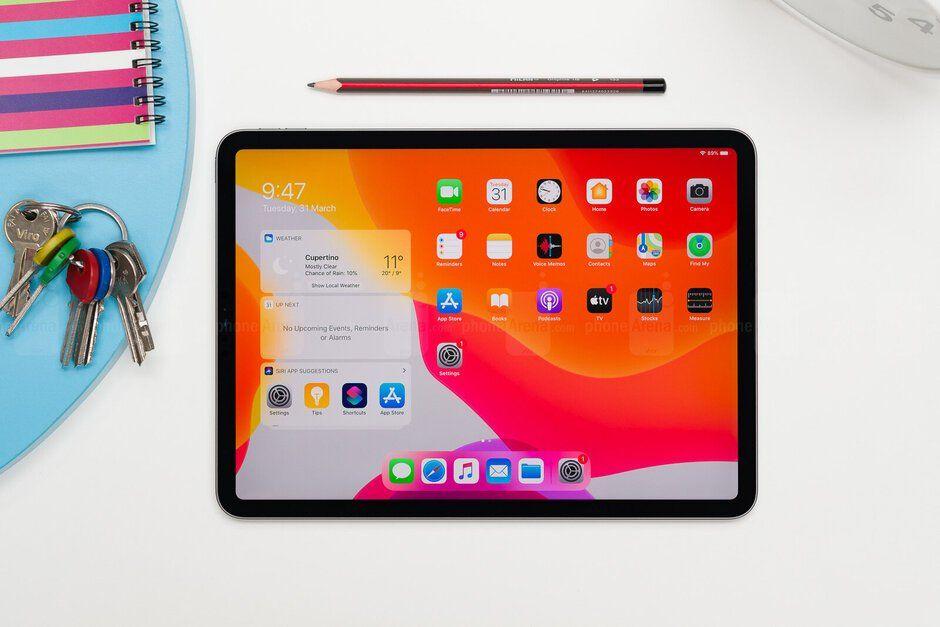 Дизайн iPad Pro 2020