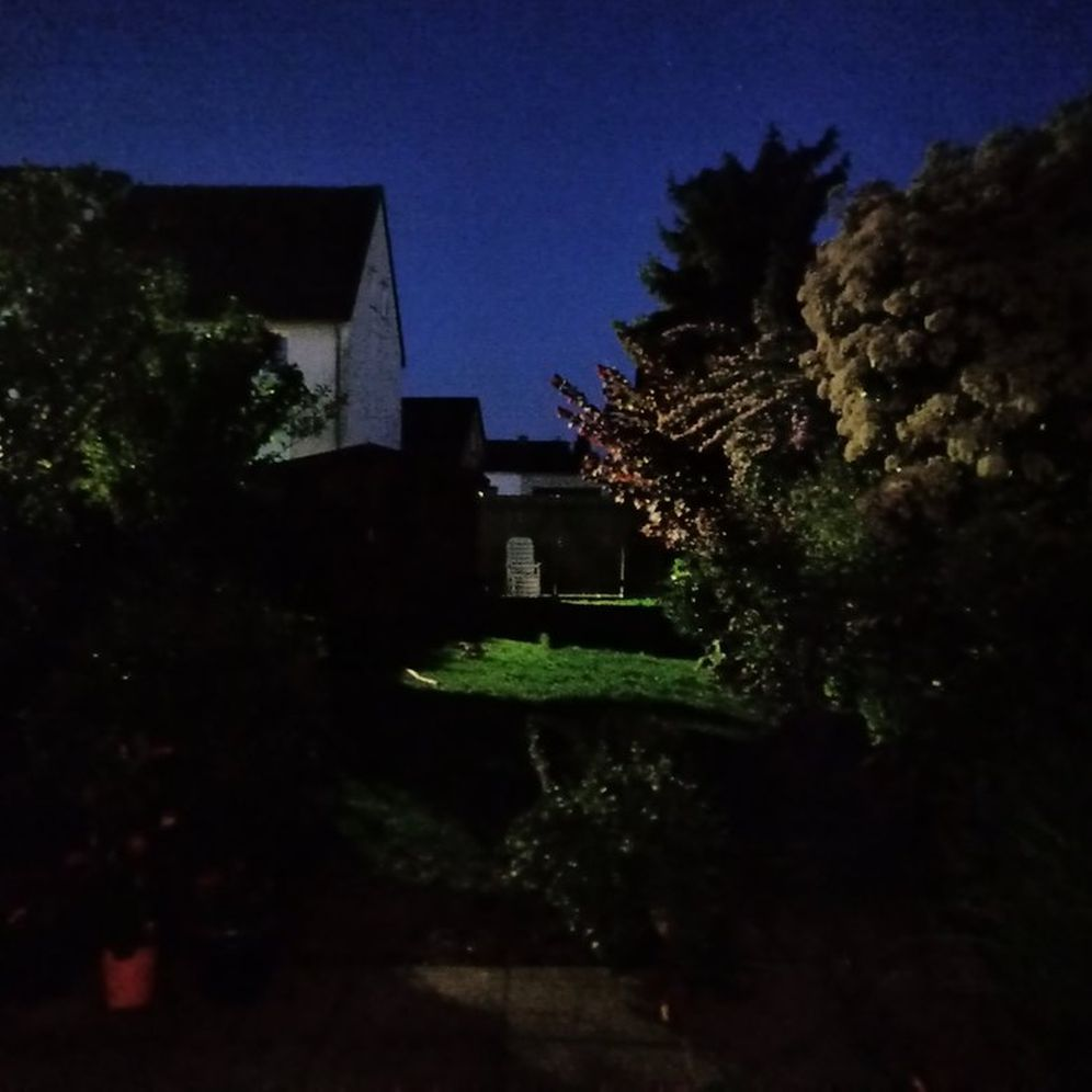 Ночная съёмка Realme 6