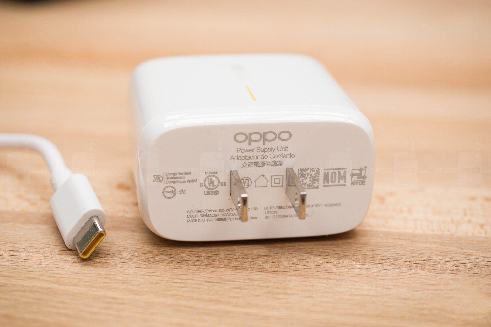 Oppo Find X2 Pro адаптер