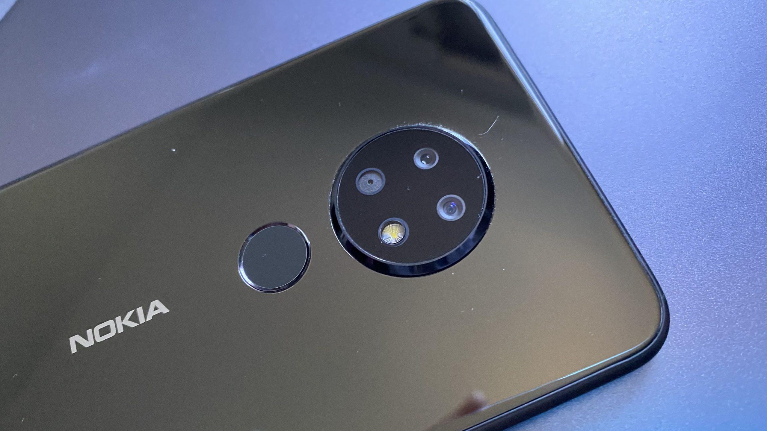 Камеры Nokia 6.2
