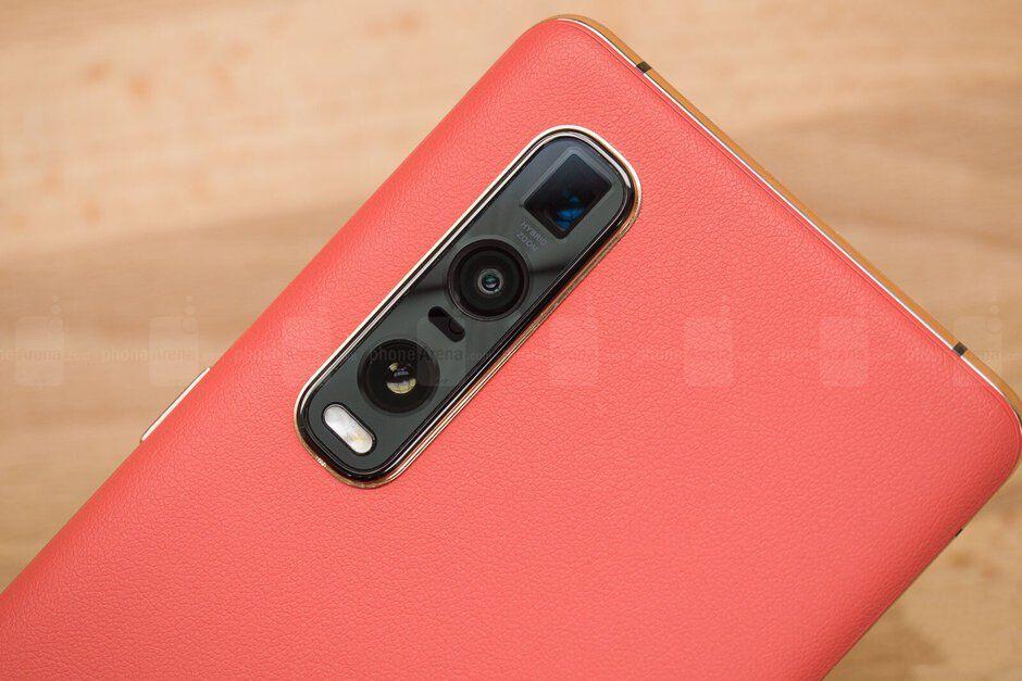 Oppo Find X2 Pro камеры